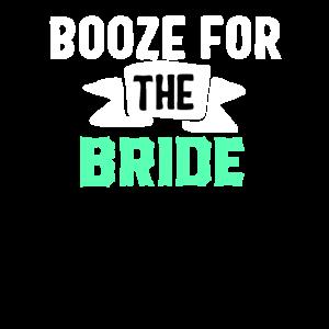 Schnaps für das Brautgeschenk