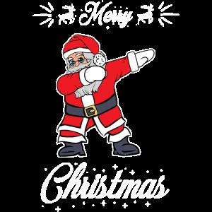 Weihnachtsmann Dabbing