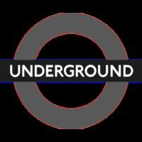 Underground Schild