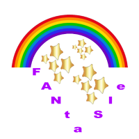 Regenbogen Fantasie