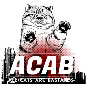 All Cats Are Bastards - ACAB