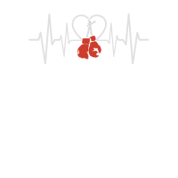 Boxing Fan Heartbeat Boxhandschuhe Boxer
