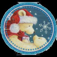 Weihnachtseisbären