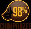 Motif 98% Chimpanzee