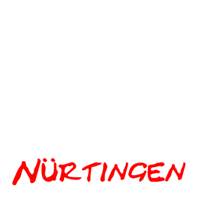 Nürtingen - Du liebst deine Heimatstadt? Dann zeige es jedem mit diesem Print. - stuttgart,schwäbisch,fleißig,dialekt,Schwaben,Nürtingen,Heimatstadt,Heimatliebe,Esslingen,Baden-Württemberg