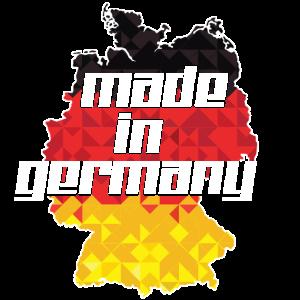 Deutschland Made in Germany Fußballweltmeister