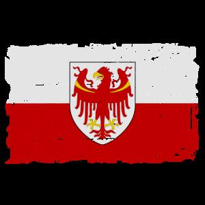 Südtirol - Flagge - Banner - Fahne - Flag