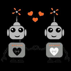 Roboter-Paar