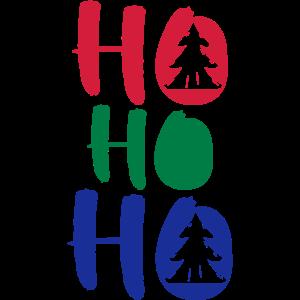 hohoho Trees 3c