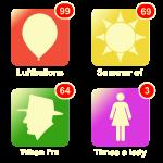 99 luftballons / summer of 69 / when i'm 64 / ...