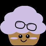 Miss Cupcakestäbchen