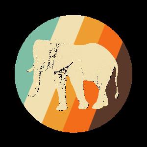 Elefant Retro