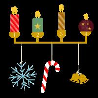 Weihnachten Advent Geschenk Familie