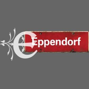 Hamburg-Eppendorf | Ortsschild mit Initial