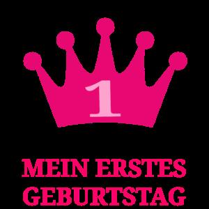 MEIN ERSTES GEBURTSTAG - BIN SCHON 1