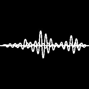 Musicwaves DJ Sound Vinyl Sound waves alpha beta