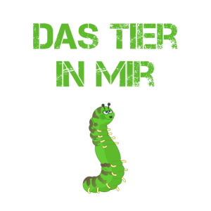 Tier in mir Raupe