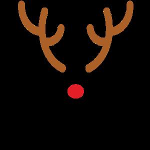 Rudolf das Rentier Weihnachten Geschenkidee