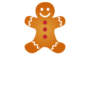 Gingerbread Man Lebkuchenmann Weihnachten Geschenk