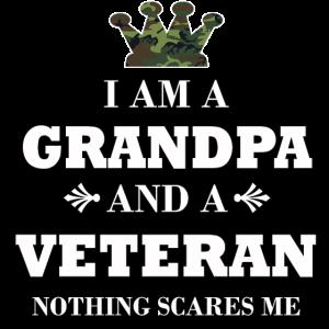 Grandpa & Veteran, Camouflage, Soldat, Militär,