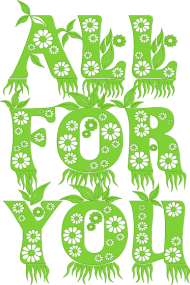 Valentinstag Shirt: ALL FOR YOU