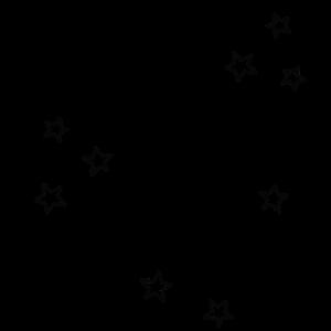 Alle Jahre wieder Weihnachtslied Sterne schwarz