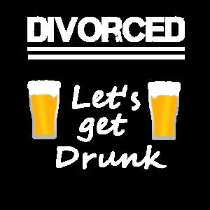 Divorced Lets Get Drunk