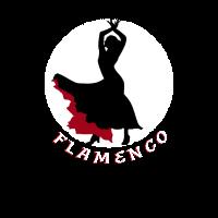 Flamenco Black Dancer