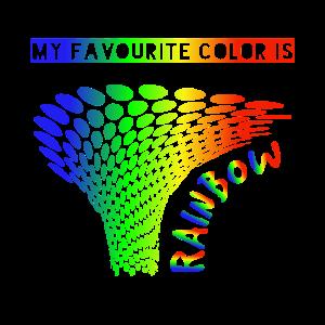Regenbogen - meine Lieblingsfarbe! Trance Design