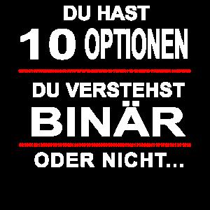 Binaer Witz 4 Informatiker Programmierer