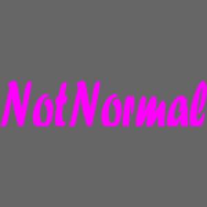 NotNormal Rosa