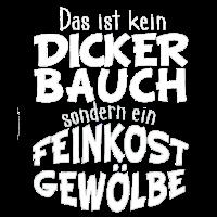 Dicker Bauch T-shirt, Lustiges Sprüche Shirt