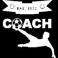 Fußballtrainer Coach 1977 Geburtstagsgeschenk