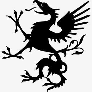 Griffon - noir