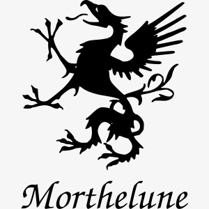 Griffon Morthelune - noir