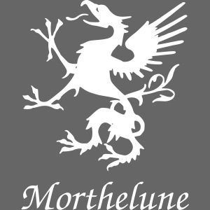 Griffon Morthelune - Blanc
