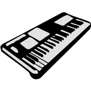 Musik für Tasteninstrumente Klavier
