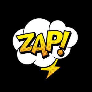 Comic Comicstyle Comic-Strips Superheld Blitz