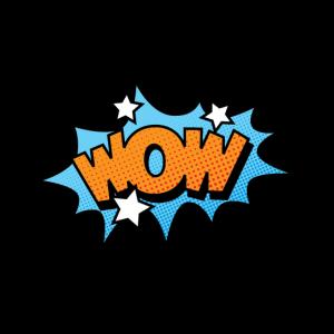 Comic Comicstyle Comic-Strips WOW