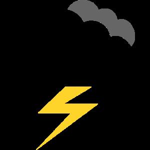 Gewitter, Gewitterwolken, Gewitterwolke, Blitz