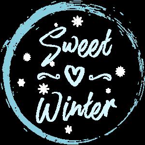 Winter Sprüche Geschenk Dezember