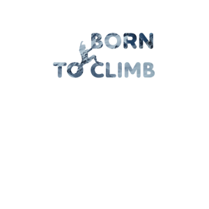 Born to climb!
