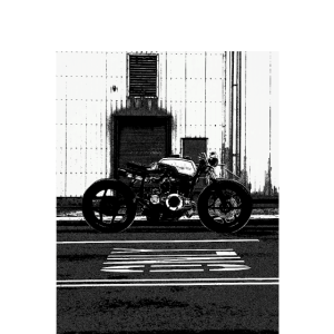 cafe racer - classical bikes