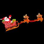 Santa Claus Weihnachten