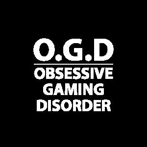 OGD - Obsessive Gaming Disorder