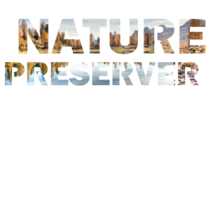 Nature preserver landscape