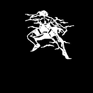 Kletterer Illustration
