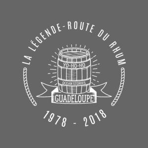 La légende Route du Rhum - Blanc