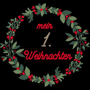 Mein 1.Weihnachten