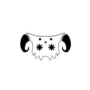 Lost Soul Skull Mask